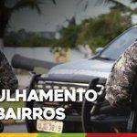 Polícia Militar mantém ações de patrulhamento que agora contam com reforço da Força Nacional https://t.co/7QSbI24nEU https://t.co/NJ3207eoFb