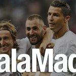 ¡Comienza la segunda parte en San Siro! Real Madrid 1-0 Atlético #APorLaUndecima #HalaMadrid https://t.co/5OX75mpgHj