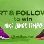 #Win Nike #running shoes in our May #competition #giveaway. Follow & RT to enter. #realbuzzWin #fitfam https://t.co/6ILCSbOjvr