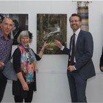 Opening nieuwe expositie beeldende kunst CKC #Zoetermeer https://t.co/o9B8DPFX94 https://t.co/15YWihJulf