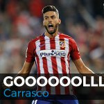 EN DIRECTO #UCLFinal | ¡Gooooooooooooool del Atlético de Madrid! ¡Gooool de Carrasco! https://t.co/Gb0Q6596TB https://t.co/N521TTyA7U