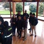 La Septima en Capacitación  Seminario de Abastecimiento y Uso Eficiente de Agua en Incend. Estructurales en Valdivia https://t.co/7h5voI7Ac9