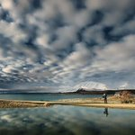 Amazing stratocumulus clouds reflected in Lake Tekapo this week. Shared with us by @peterkurdulija on Instagram. ^EB https://t.co/218VWQqU0Y