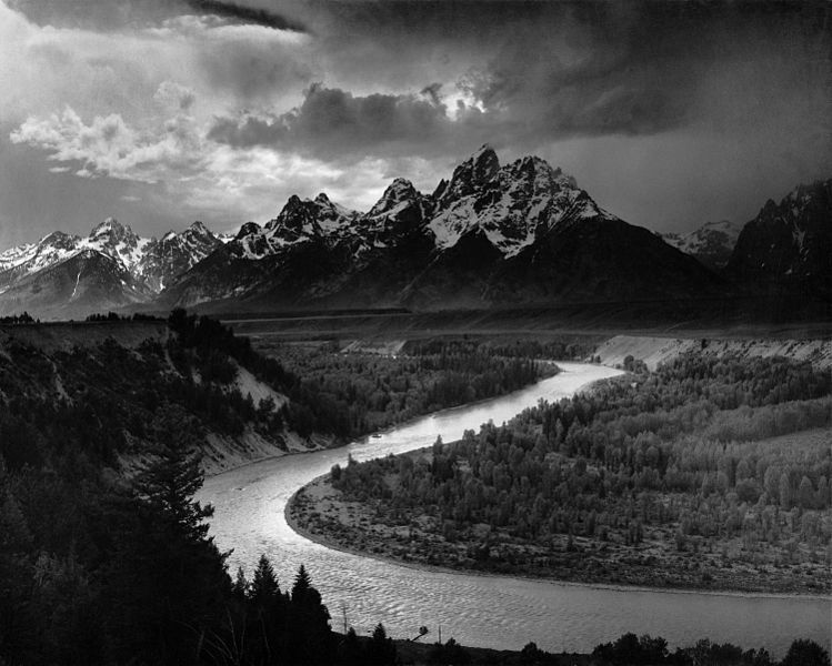 The influence of Ansel Adams on photography is immeasurable.