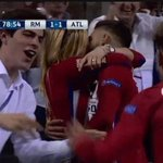 Bae: bae wuu2? Carrasco: just scored in CL final Bae: lol swear come lips me Carrasco: iyt 1 sec https://t.co/cOIbDiNhim