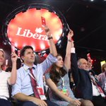 Voting during #wpg2016 w @JustinTrudeau @annamgainey @Mirasahmad #cdnpoli @liberal_party @parti_liberal https://t.co/fOOeW0ch1x