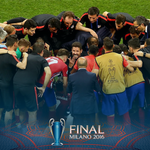 """""""Lean in lads, heres what were going to do..."""" Simeone spells it out before extra time. #UCLfinal https://t.co/l92X4pipGT"""