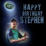 Happy Birthday to @BrumbiesRugby Head Coach Stephen Larkham! 🎂🎂 https://t.co/lpBA38pWBJ