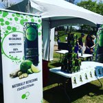 Chatting with #Toronto #Startup @SoCIALLITEVodka at #cbcmusicfest today hear how they got started June 28 #WERKSUT https://t.co/twLZ97GzLQ