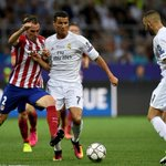 Real Madrid and Atletico Madrid are headed to a penalty shootout for the #UCLfinal. https://t.co/8u5vmKkc80