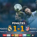 The 2016 #UCLfinal will be decided by a penalty shoot-out... @realmadrid or @Atleti? https://t.co/pkEKzuVzdD