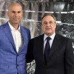 Moins de 5 mois après avoir débuté sa carrière dentraineur, Zinedine Zidane remporte la Ligue des Champions ! 👏🏼 https://t.co/9qtxt8WSKy