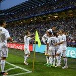 Cristiano Ronaldo vem pra bola... É GOOOOL!!! REAL MADRID CAMPEÃO DA CHAMPIONS! #RMA - ⚽⚽⚽⚽⚽ (5) #ATM - ⚽⚽⚽❌ (3) https://t.co/hZktFNZk41