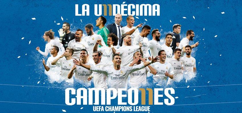 FP Real Madrid 1-1 Atlético de Madrid (5-3).¡SOMOS CAMPEONES DE EUROPA! 🏆#LAUNDECIMA #HalaMadrid