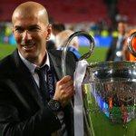 Zidane udah menangin UCL sebagai pemain. asisten pelatih dan pelatih Real Madrid https://t.co/6pnN1AayeE