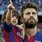 Mira papá, cuando me llames te acordaras de donde ganó el Real Madrid la UNDÉCIMA ???????????????????????????????????? @3gerardpique https://t.co/CwD7q9gjG9