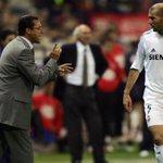Zidane vai dedicar o título para quem lhe preparou para ser técnico #uclfinal https://t.co/3TcR2kdOCp