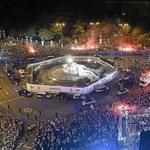 Cibeles menunggu Real Madrid untuk merayakan La Undecima! https://t.co/rG9YteKsqA
