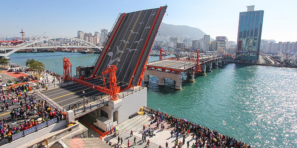 From temples to a bascule bridge, there's plenty to see and do in Busan: