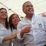 Con nuestro Presidente @MFBeltrones y la Sen. @Cristina_Diaz_S en cierre regional @SoyBlancaAlcala #Tepeaca #Puebla https://t.co/vNB7poVMcn