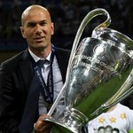 Conquista faz Zidane se tornar o 1º na história a ganhar triplete da Champions: https://t.co/l8V7TAMszv https://t.co/J5Lp9VXBBB