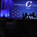.@kevinolearytv: Trudeau is a giant meat grinder of taxpayers money @ezralevant https://t.co/JxfyYPhPv3 #cpc16 https://t.co/tCb1xMV0tD