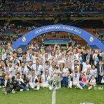 Madrid campeón, Madrid hay uno solo~ Good job boys, we did it again. ¡Reyes de Europa! 1⃣1⃣ #HalaMadrid #LaUndecima https://t.co/gIstJ0iJhJ