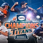 Congrats! #TusksUp RT @FullertonTitans: The road to Omaha continues. @BaseballTitans are the Big West Champions! https://t.co/YWmGbBkYst