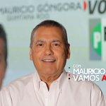 #YoConMauricio al igual que el presidente del @pri_nacional @mfbeltrones estamos listos para verlo @MauricioGongora https://t.co/bZXVuXyAHr