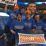 The fans in LOUD CITY want a win tonight! #WARRIORSvTHUNDER https://t.co/Ca0oHgE0vG
