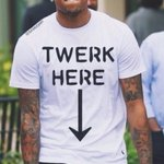 """""""Twerk Here"""" 😂🔥 Going to a lit ass party? Wear this shit there💦😏 https://t.co/WwDFgrV1qU Enter code 1914 for 15% off https://t.co/4Zaf0X9vkr"""