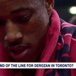 Video: What does the future hold for Raptors free agent DeMar DeRozan https://t.co/i93GGwQL4A @CityAdrian https://t.co/UTrIPBWwOv