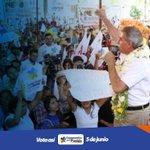 Felipe Ángeles, yo puedo verlos a los ojos y pedirles #VotaTonyGali este 5 de junio. #YoVotoXTony #PueblaMiOrgullo https://t.co/5vLjqvit0J