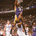 "Kobe dunking on Dwight Howard during his rookie season in the NBA. ""I baptized him."" -Kobe https://t.co/IcqMTjcByQ"