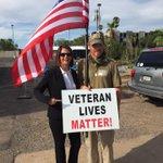 MT @TeamWardPima: Sending gratitude to our vets. #Ward4US #AZSEN https://t.co/53XSCEDTge #RetireMcCain #PJNET