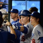 Lets go to the seventh! ???? #Dodgers 2⃣, Mets 0⃣ ????: @JonSooHooPics https://t.co/prxXxjkPPP