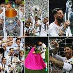 La Undécima está aquí, ¡la Copa es nuestra! Madridistas, Europa es vuestra. #LoHemosHechoReal https://t.co/9GktRKyqdu
