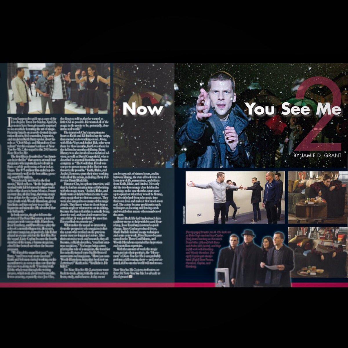 In June's @MAGICmagazine read about @jonmchu @KeithpBarry @BlakeVogtMagic @andreijikh & #NYSM2 ! https://t.co/vViU1t043Y