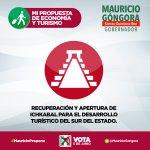#YoConMauricio #MauricioPropone Desarrollo Turístico del Sur de Quintana Roo. https://t.co/xQot17DQvy
