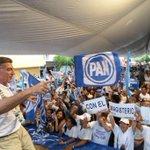 @TonyGali realiza su 2o.cierre de campaña en Acatlán donde construirá más represas captadoras de agua en la zona. https://t.co/QO5GFaHGz4