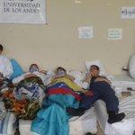 Levantan huelga hambre médicos #Mérida.Lograron visita ViceMinstro Salud y Gobernador.Reconocen crisis hospitalaria https://t.co/NybF5eJSNo