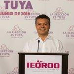 Hoy Quintana Roo se declara listo para un gobierno realmente ciudadano, un gobierno de alguien como tú. https://t.co/Yip2DKoLCS