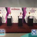 Propuesta y capacidad p gobernar @CarlosJoaquin. Ah!@MauricioGongora el que calla otorga #carlosjoaquingobernador https://t.co/AwphbORHdQ