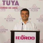 """.@MauricioGongora: """"Ganaron las propuestas, no los ataques"""" / ¡Felicidades, ganamos el debate! #QuintanaRoo https://t.co/dRCP7CbIAV"""