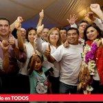 En Tlatlauquitepec damos la bienvenida a quienes en Compromiso por Puebla, PRD,PT y PAN,fueron usados y maltratados. https://t.co/8i57nerRjJ
