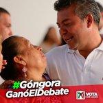 #GongoraGanoElDebate y cuenta con el apoyo de los quintanaroenses por eso este 5 de Junio votarán @MauricioGongora https://t.co/QSXDpixdCn