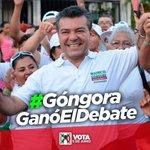 ¡Ha quedado claro quién llegó al debate con propuestas claras y viables: @MauricioGongora! #MauricioGanaDebate https://t.co/vWoKnuTqej