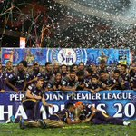 CHAMPIONS - 2014 #IPLfinal https://t.co/LiDQFU0YRJ