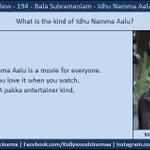 #Kc Exclusive Interview on Super Hit #IdhuNammaAalu DOP @balasubramaniem What is the genre of #INA? https://t.co/6juLPxXc6q