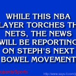 """Who is: Klay Thompson?"" #JeopardySports #NBAPlayoffs https://t.co/KScdghseCs"